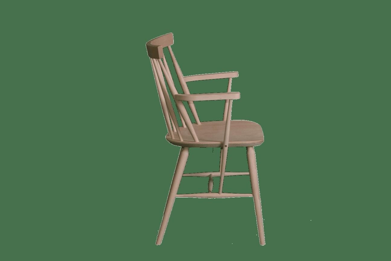 Helena Armchair Chair Veneer Seat Raw Rustic Amp Vintage