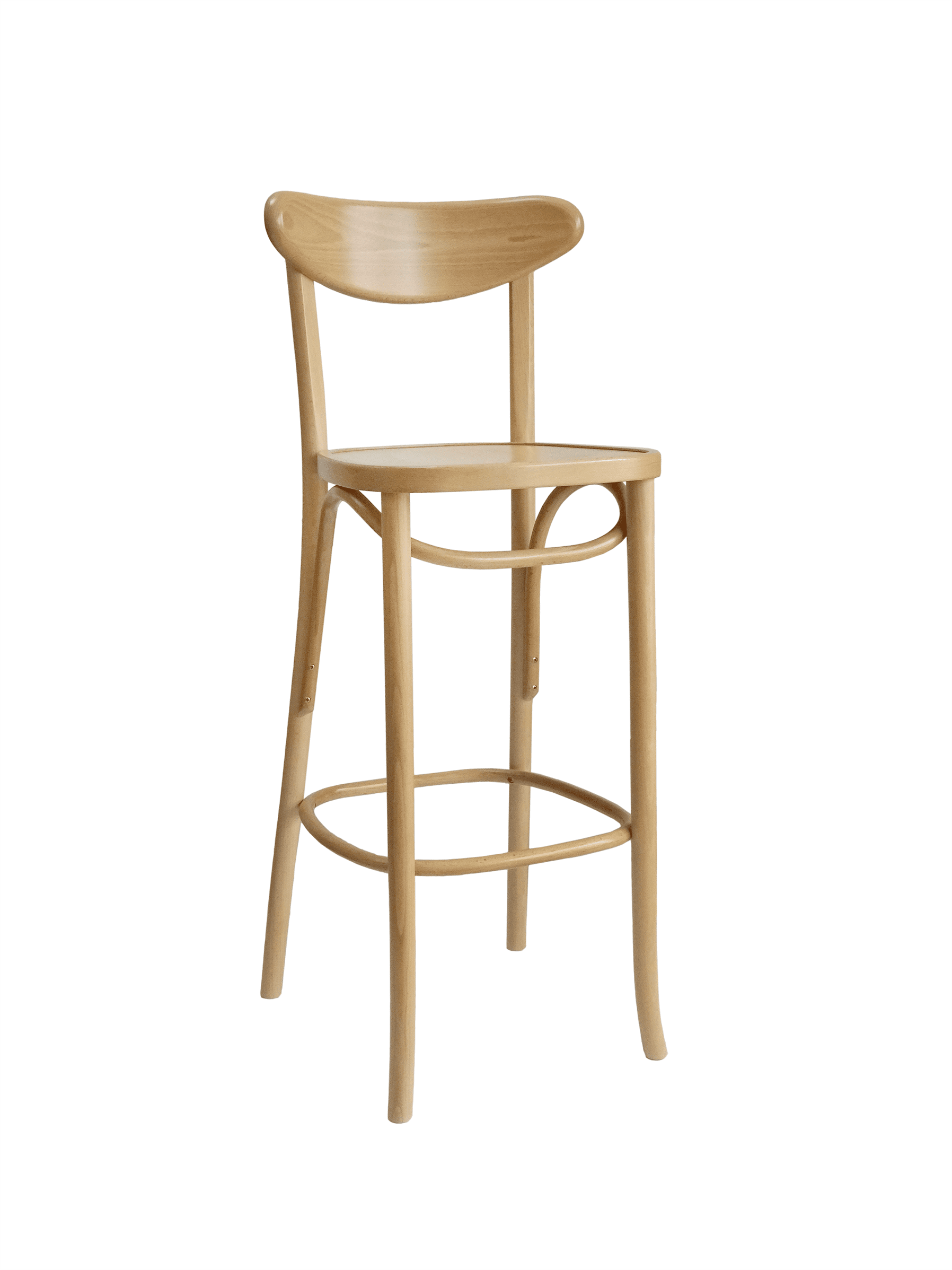 Handel bar stool raw
