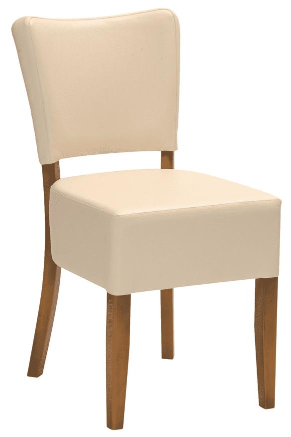 Oregon deep seat side chair RFU seat & back raw