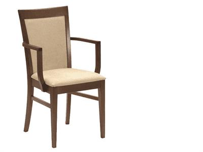 Blake armchair RFU seat & back raw