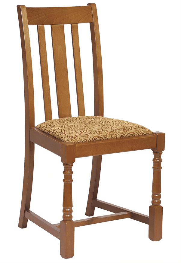 Lidgate side chair RFU seat raw