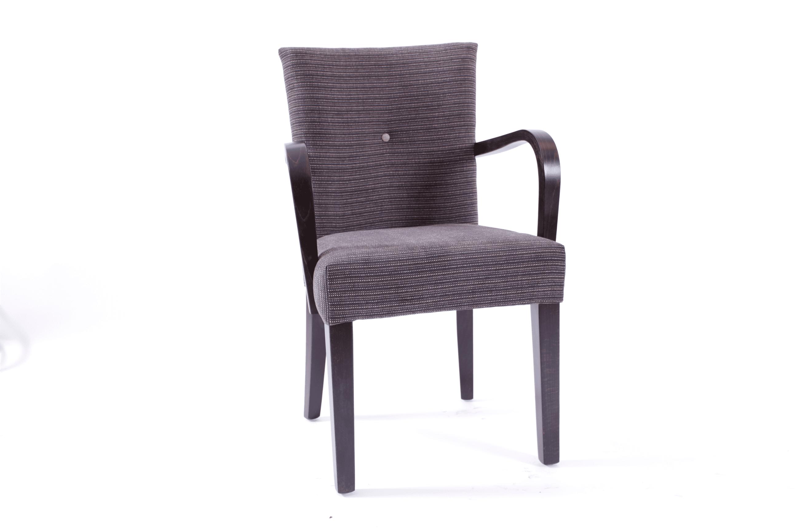 Catherine armchair RFU seat and back raw