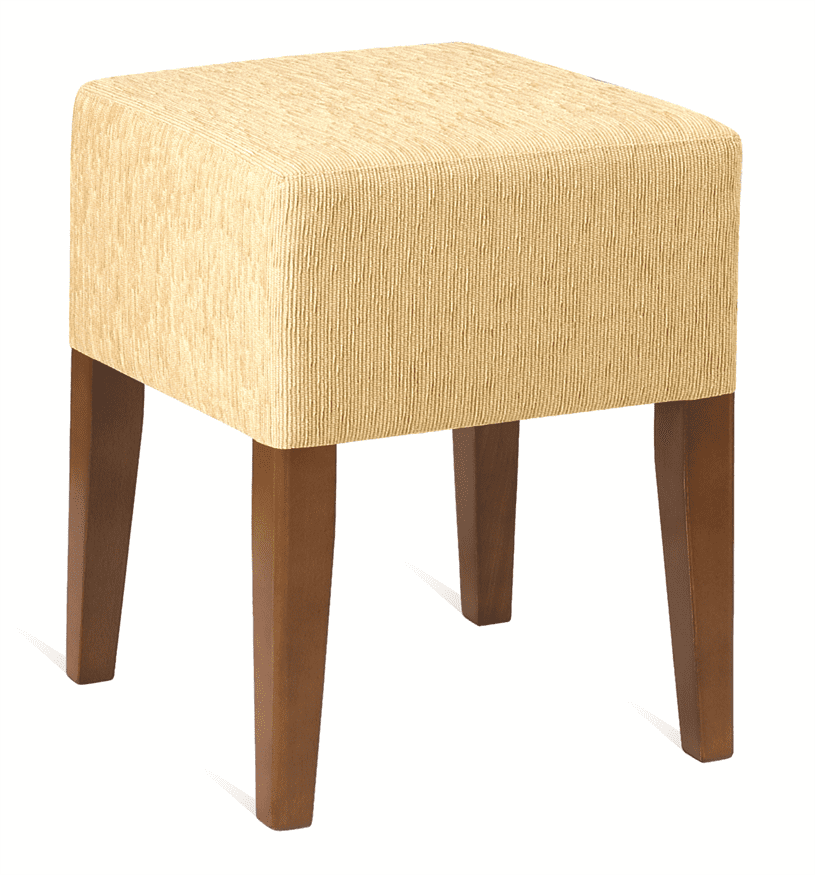 Clarke low stool frame only raw
