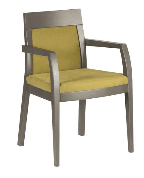 Verona armchair RFU seat and back raw