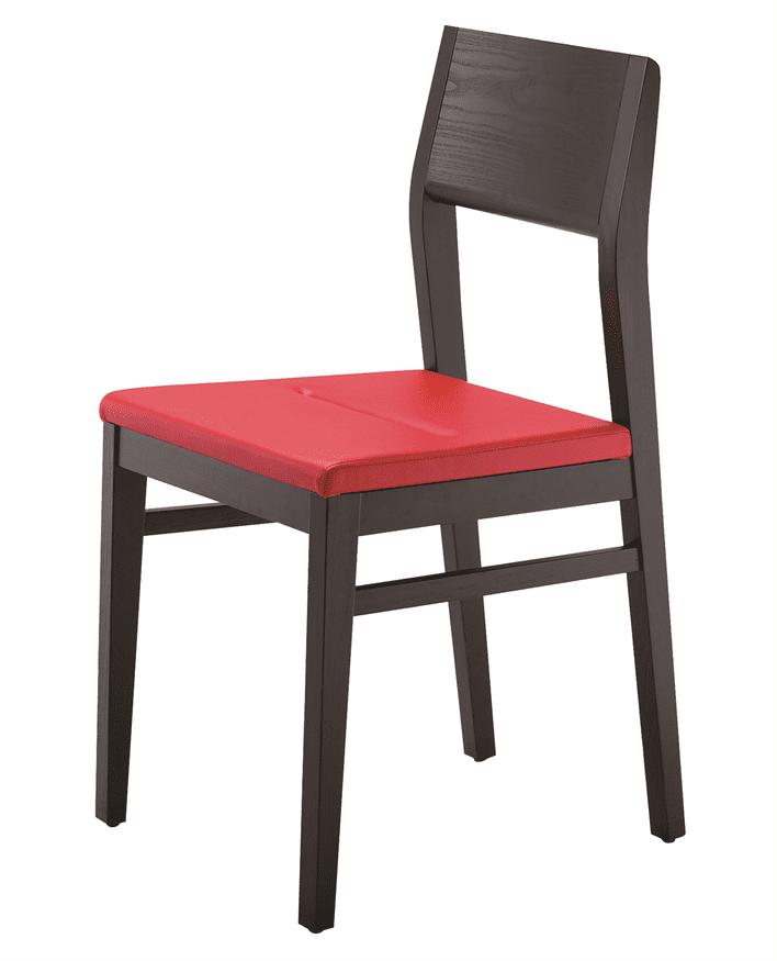 Armacord side chair RFU seat raw