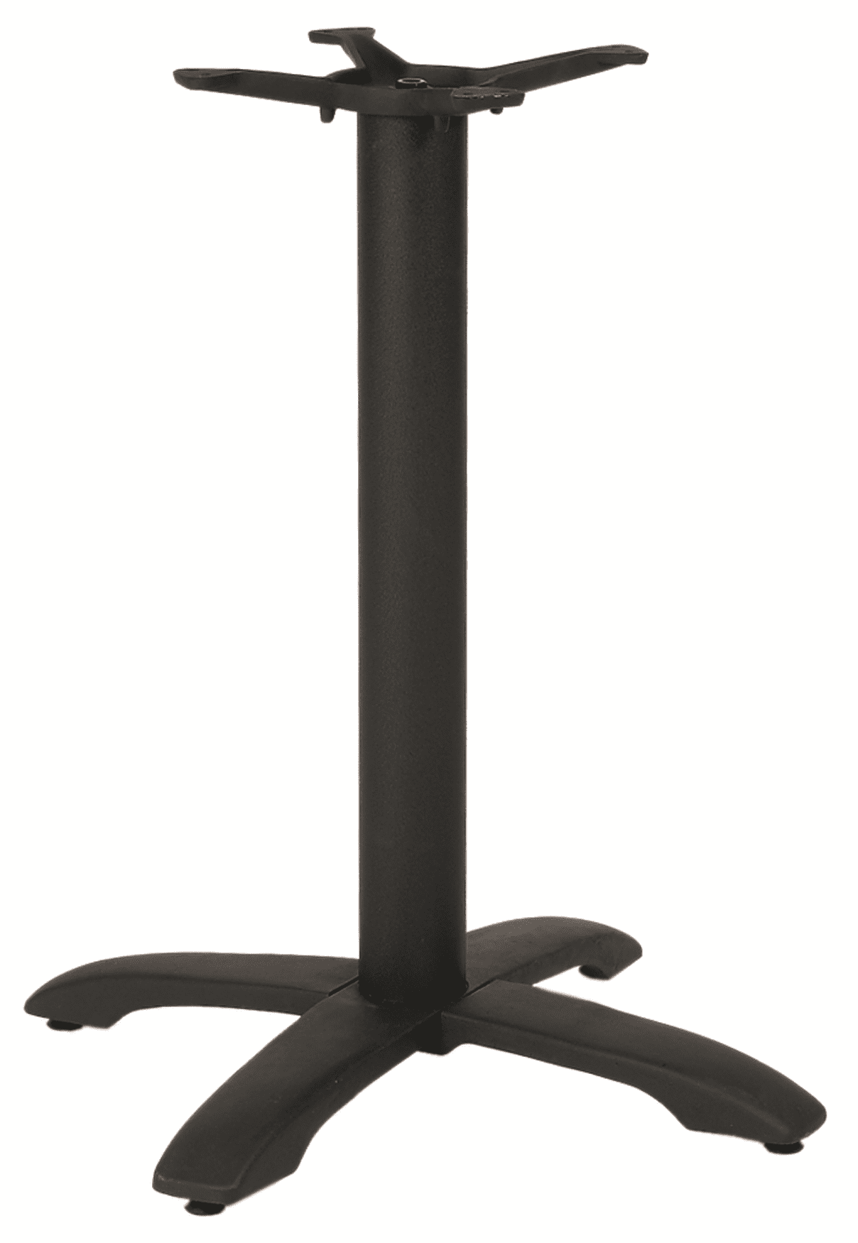 CENTAUR LARGE 4 LEG BLACK DINING