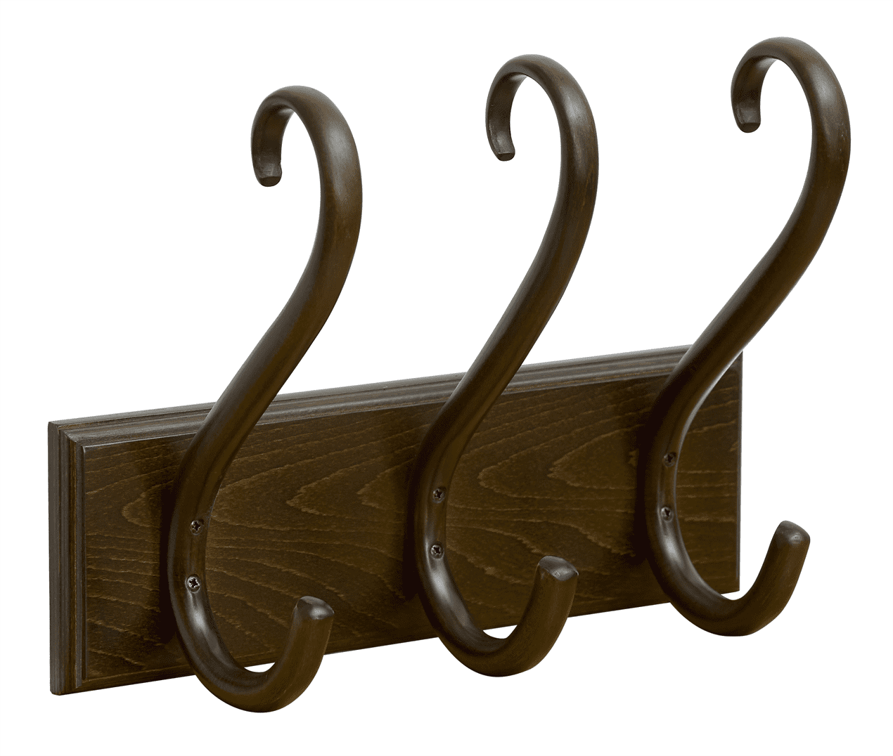 BENTWOOD COAT HOOK RAIL