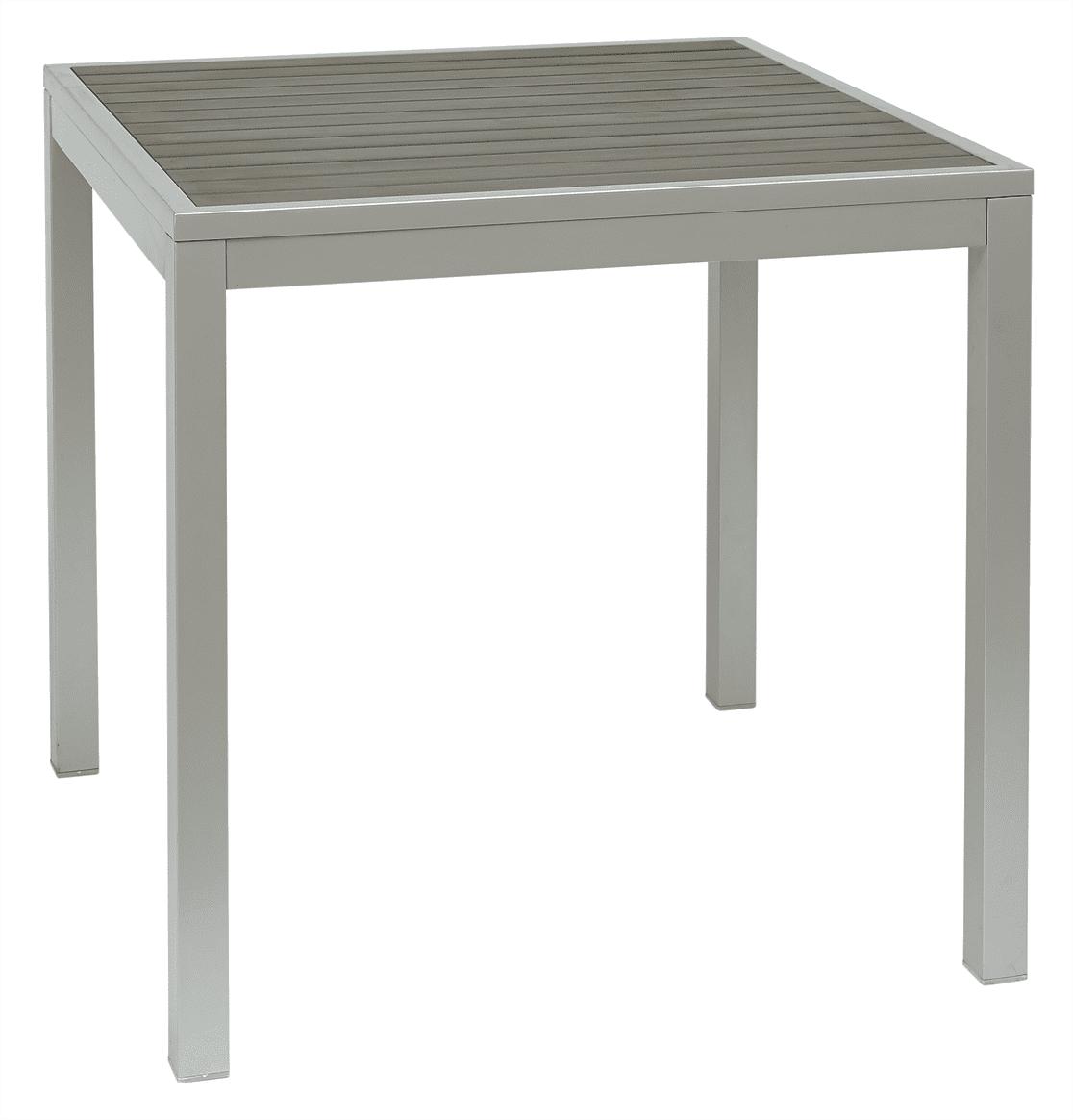 BREW EZICARE SQ TABLE 750mm
