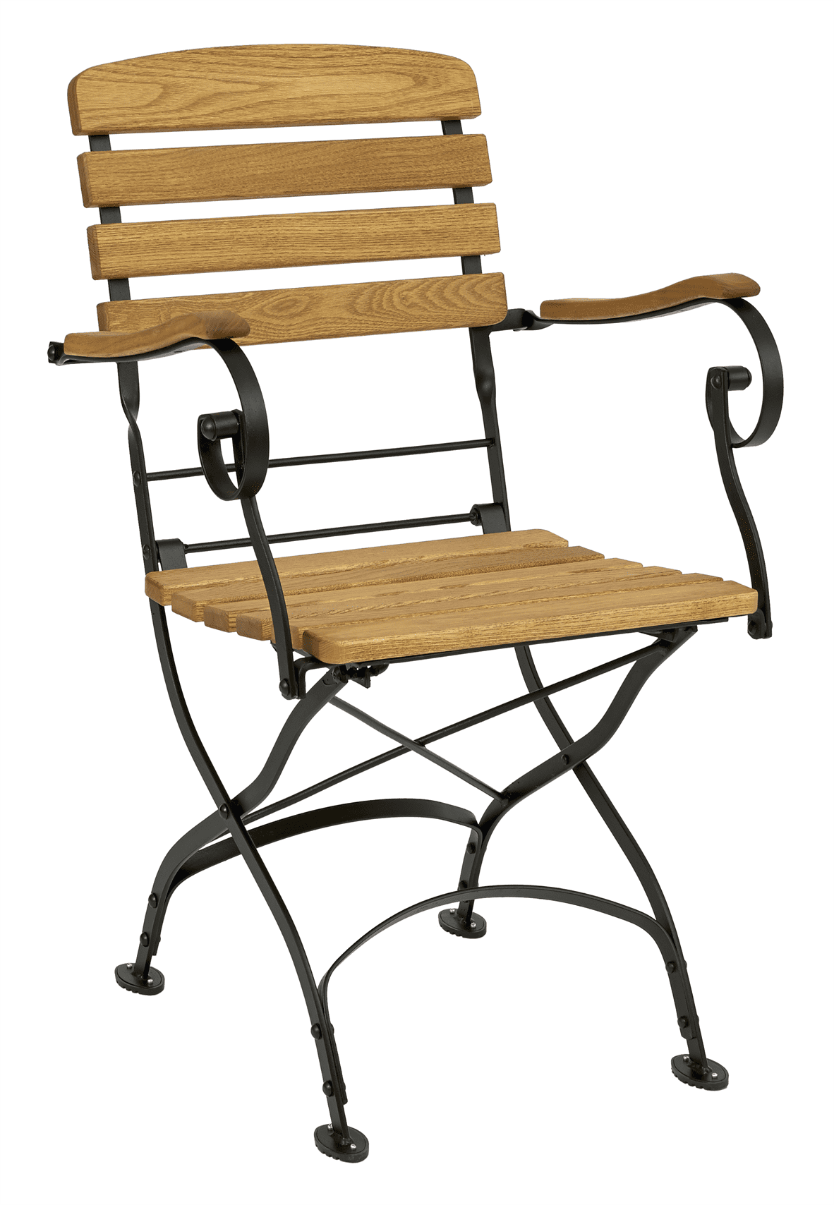 PARADE FOLDING ARMCHAIR FSC ROBINIA