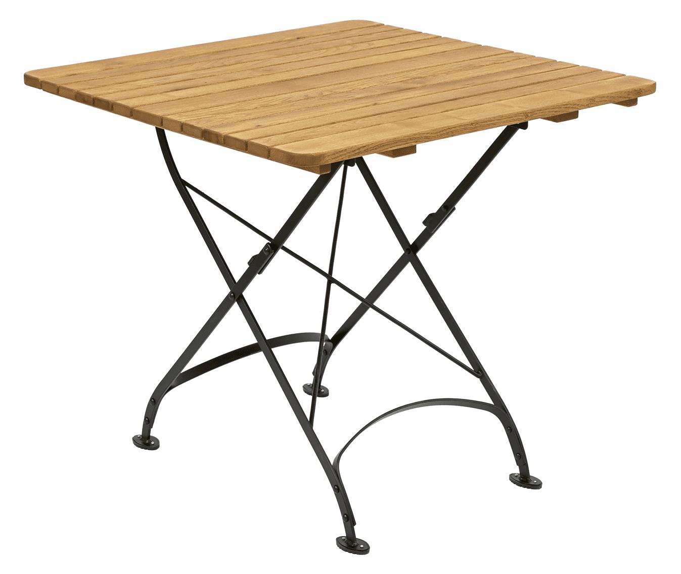 PARADE SQ FOLDING TABLE FSC ROB 700mm