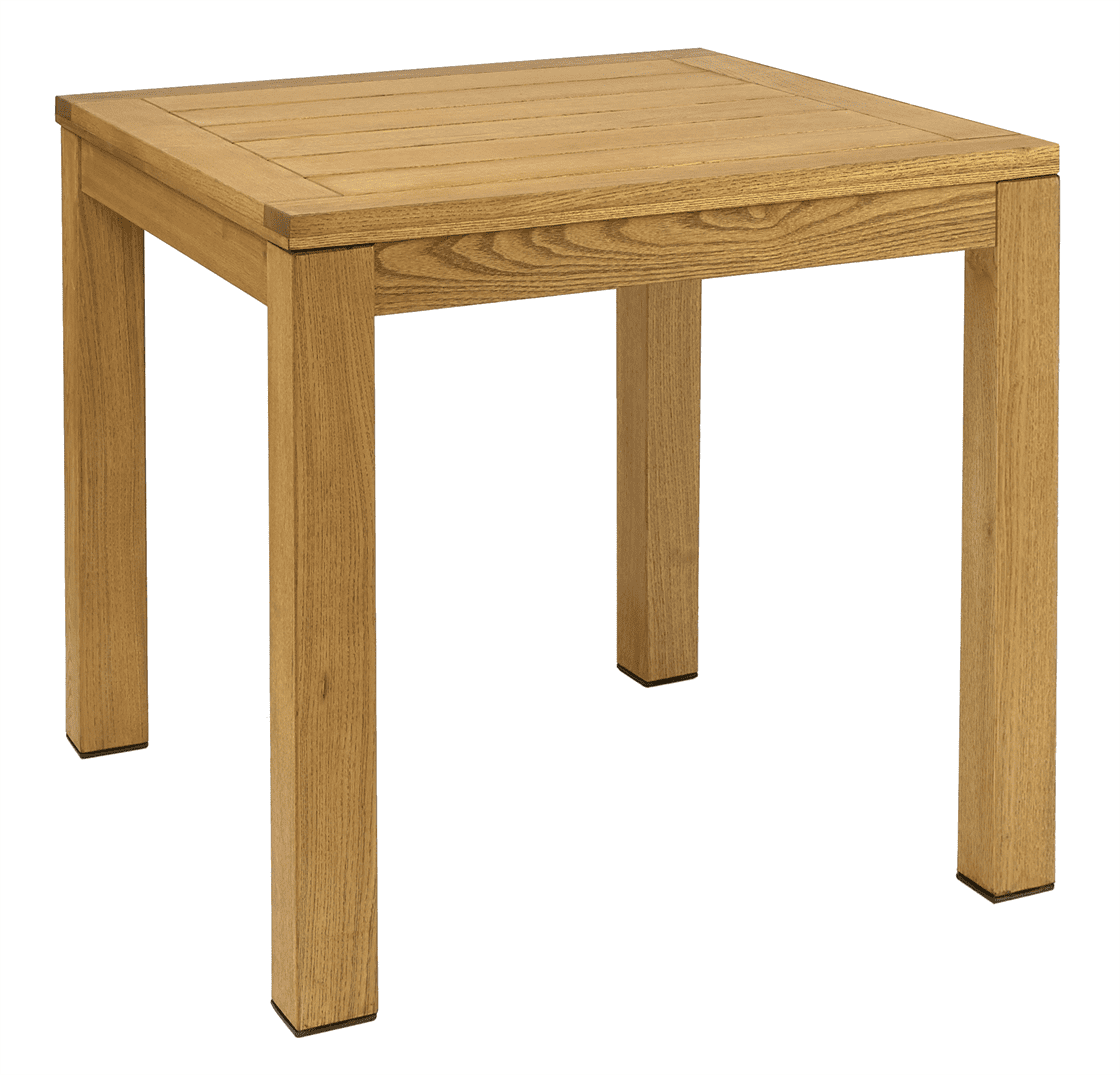 QUAD SQ DINING TABLE 800mm