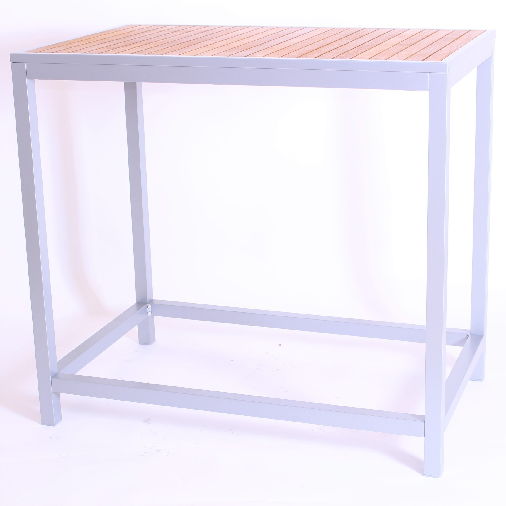 BREW BAR TABLE RECT TEAK 1200X750mm