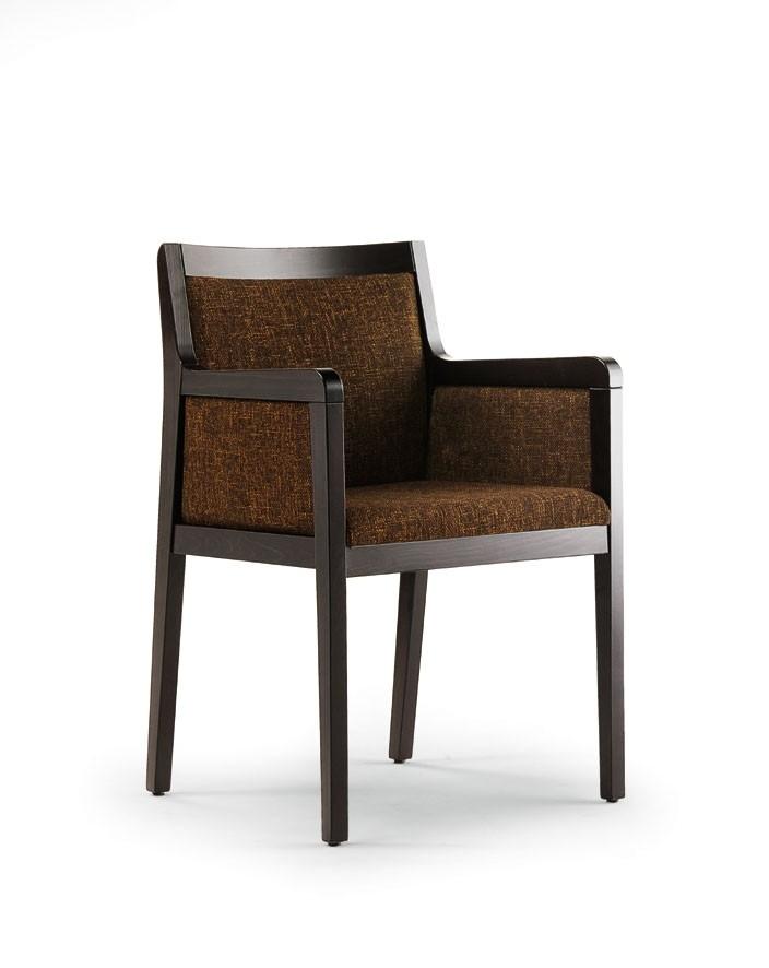 Fully armchair RFU seat & back raw