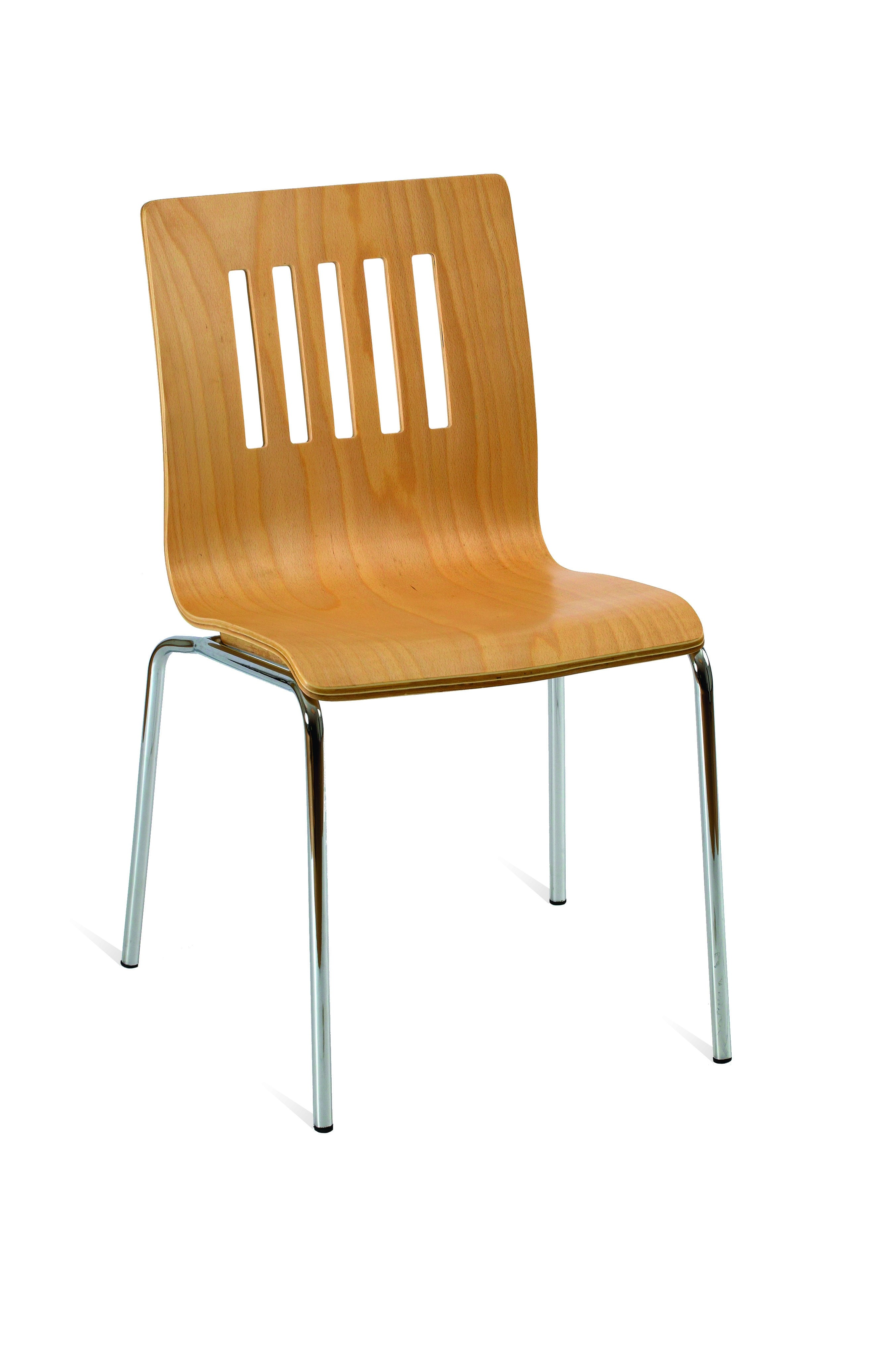 HALE B SIDE CHAIR NATURAL