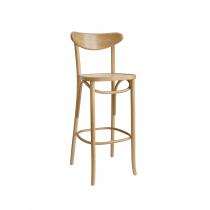 Handel bar stool raw