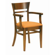 KENTUCKY ARMCHAIR R.F.U.SEAT RAW