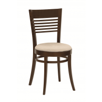 Rose side chair RFU seat raw