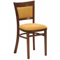 Michigan side chair RFU seat & back raw