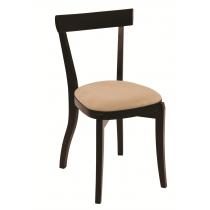 Bon side chair veneer seat raw