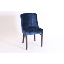 Horatio side chair RFU seat & back raw