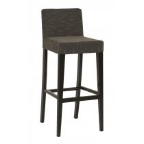 Taylor bar stool RFU seat & back raw