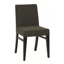 Taylor side chair RFU seat & back raw