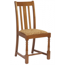 Lidgate side chair RFU seat raw