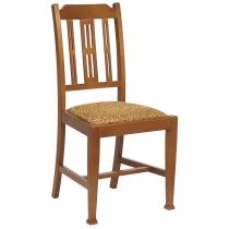 Hargrave side chair RFU seat raw