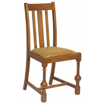 Hawstead side chair RFU seat raw