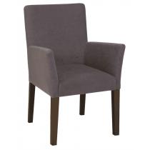 Holly armchair RFU seat & back raw