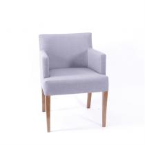 Jane armchair RFU seat & back raw