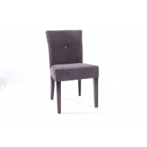 Catherine side chair RFU seat and back raw