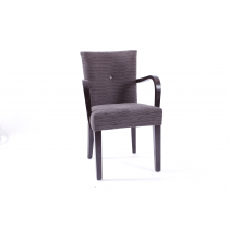 Catherine armchair RFU seat and back raw