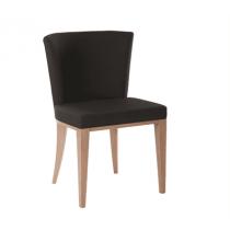 Harper side chair RFU seat and back raw