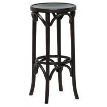Bentwood high stool veneer seat