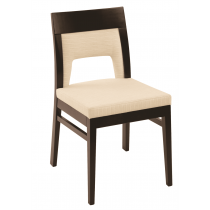 TOSCANA SIDE CHAIR RFU STBK RAW