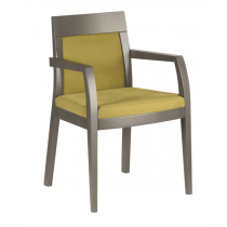Verona armchair RFU seat and back raw