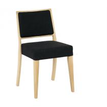Reuben deep seat side chair RFU seat veneer back raw