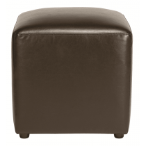 Chorus cube UPH faux leather dark brown
