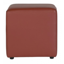 PAUSE LEATHER CUBE TABAC
