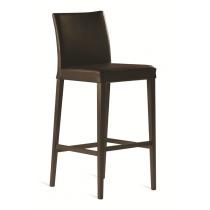 Bloom bar stool RFU seat & back raw