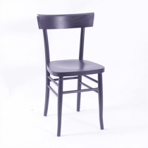 Mylon side chair veneer seat & back raw