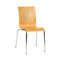 HALE D COMPACT S/CHAIR NATURAL