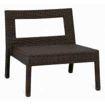 PRIMA WINDOW LOUNGE CHAIR JAVA WEAVE