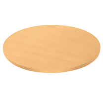40MM BEECH TOP SOLID WOOD 690mm RD
