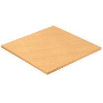 40MM BEECH TOP SOLID WOOD 690mm SQ
