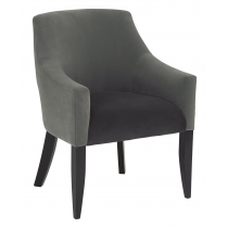 Harvey armchair RFU seat and back raw