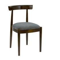 Harrow side chair RFU seat & back raw