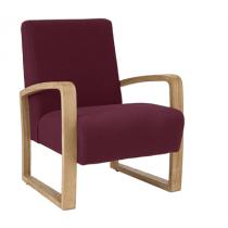 Madison armchair RFU seat & back raw