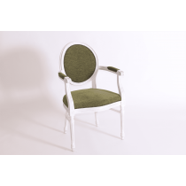 Anne armchair RFU seat and back raw